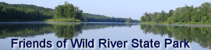 Friends of Wild River State Park, Chisago County, Minnesota
